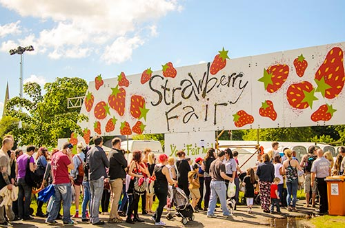 Cambridge Strawberry Fair