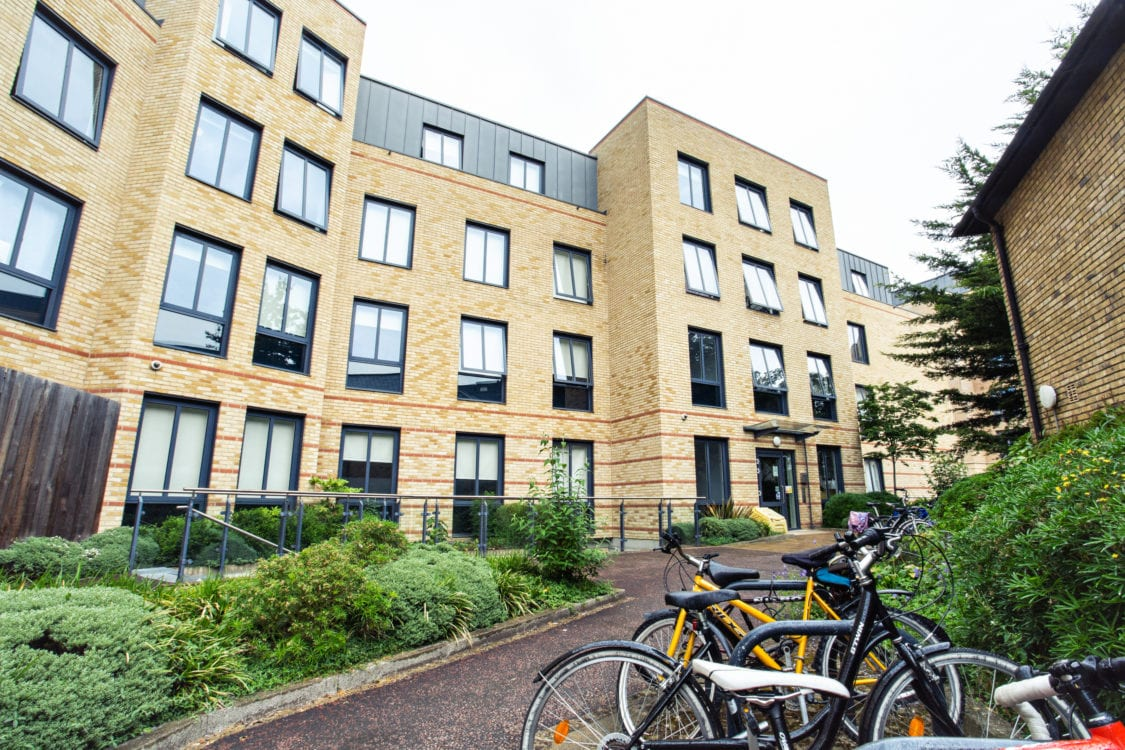 Residential accommodation for Sir Michael students in Cambridge