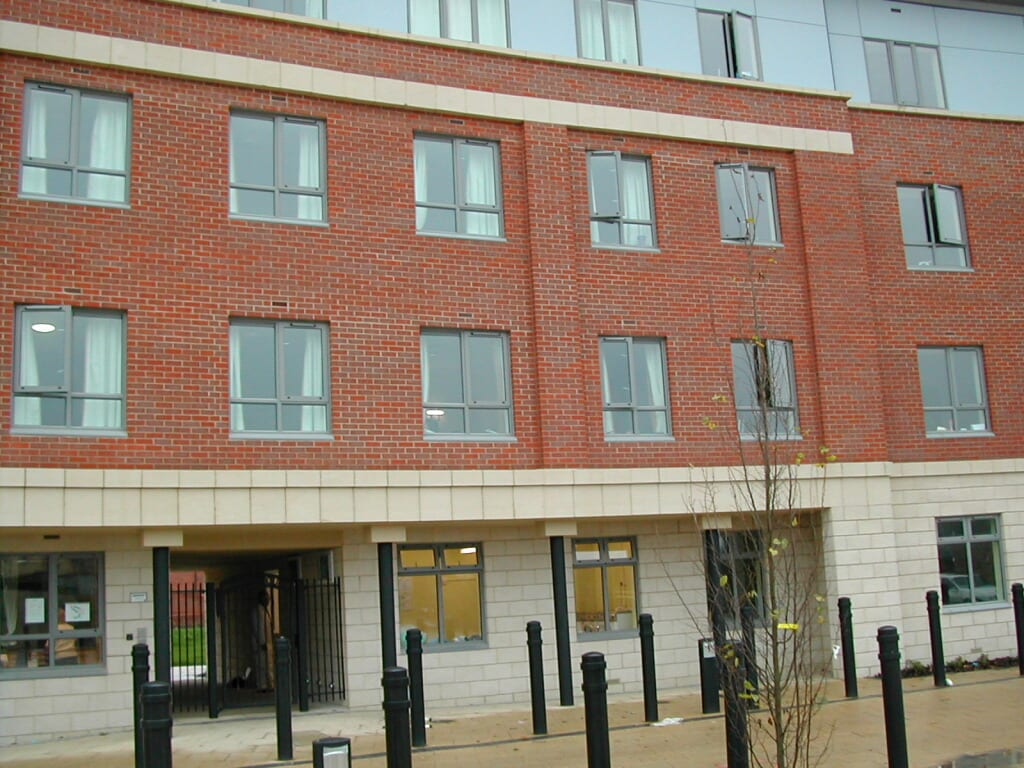 Tripos Court our adult residential accommodation in Cambridge