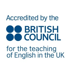 Accredited by British Council certification