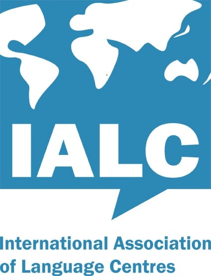 International Association of Language Centres logo