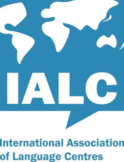 International Association of Language Centres logo