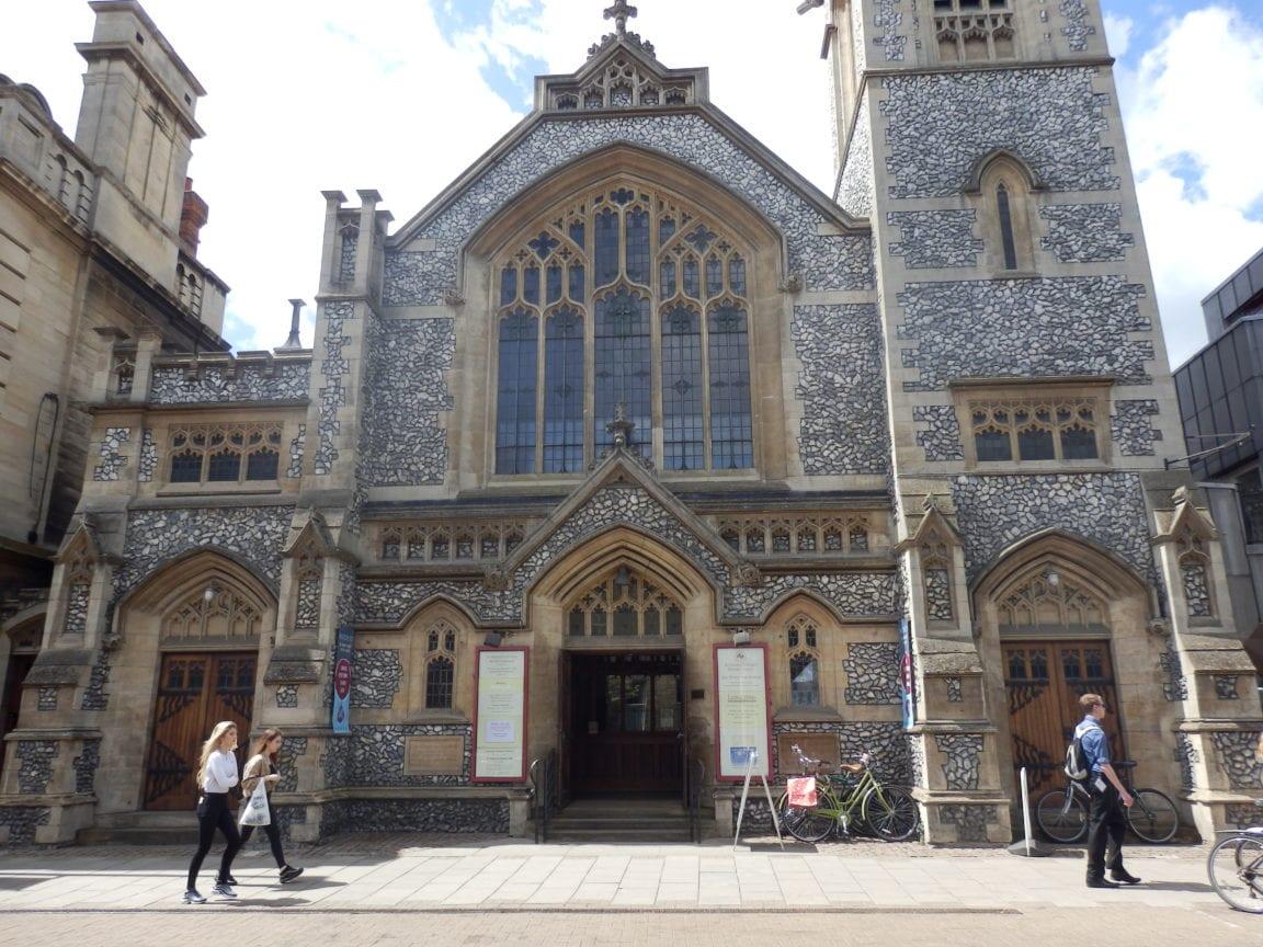St. Andrew's Church, Cambridge